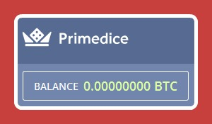 Dice sites like Primedice